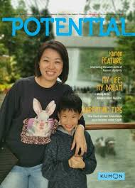 Kumon Standard Completion Time Chart Math Kumon Singapore Potential 2019 Issue 2 By Kumon Asia