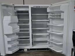 kitchenaid superba refrigerator architect side by side refrigerator freezer stainless steel kitchenaid superba refrigerator ice maker