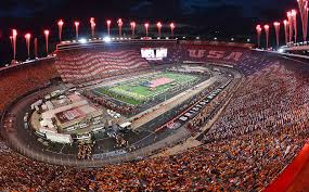 Photos Battle At Bristol Between Tennessee And Virginia