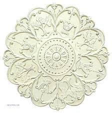 decorative wall medallion decorative wall medallions best of home decor shabby white medallion wall decor small