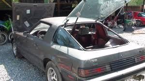 mazda rx7 1985 interior. rotarytakeover 1985 mazda rx7 rx7 interior 5