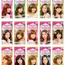 Liese Hair Dye Color Chart Details About Liese Prettia Kao Japan Foamy Creamy Bubble Hair Dye Color Dying Kit New