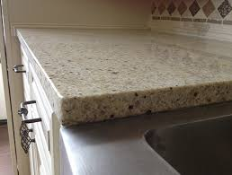 countertop edging accents mt laurel nj c s kitchen and bath eased edge