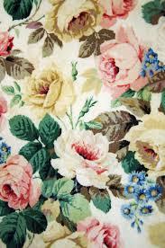 Vintage Floral Print Vintage Floral Print