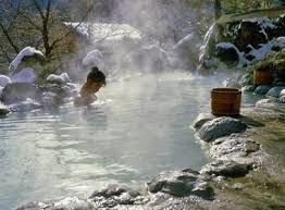 Resultado de imagen de Aguas termales y sulfurosas