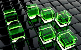 3D Cube HD Wallpapers Free Download-The ...
