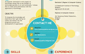 Resume Innovation Resume Me 7 Contact Graphics Amp Web Designer