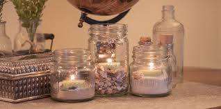 How to Make Mason Jar Tealight Holders