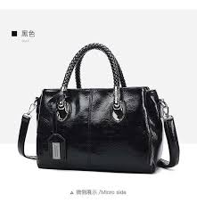 Luxury Fashion Casual Boston Totes <b>Bags Handbags Women</b>...