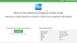 generate valid credit card numbers with ccardgenerator for programming purposes only dana dana1