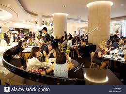 busy restaurant scene. Perfect Scene Scene In A Restaurant The Busy Ion Shopping Mall Orchard Road  Singapore Asia For Busy Restaurant