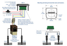 automatic level control for lenco and bennett products auto leveling control wiring bennett and lenco systems