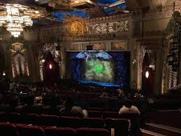 Pantages Theater Seating Chart Wicked Hollywood Pantages Theatre Section Mezzanine R Row Q
