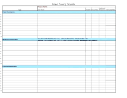 Project Management Plan Template Free Download Event Project Management Templates Free Template Excel Planning Plan