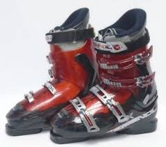 Rossignol Ski Boot Size Chart Uk Details About Rossignol Exalt Ski Boots Size 8 5 Mondo 26 5 Used