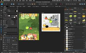 Affinity Designer Lighting Unity 2d Asset Pipeline With Affinity Designer