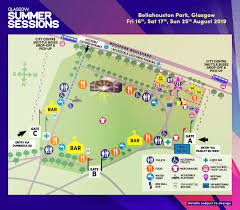 Sunshine Music Festival Seating Chart The Cure At Glasgows Bellahouston Park Set Times Travel