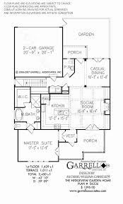 home and garden house plans best of garden home house plans no basement southern home and