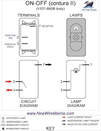 spst rocker switch wiring diagram wiring diagram dpst toggle switch wiring diagram collection
