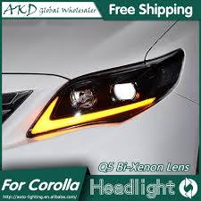 Buy toyota corolla headlights and get free shipping on AliExpress.com