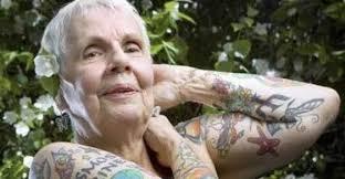 Máte Tetování Podívejte Se Jak Budete Vypadat Až Zestárnete