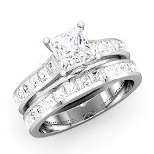 191 best wedding rings los angeles images on pinterest bridal Wedding Rings Los Angeles princess cut diamond wedding ring set www mybridalring com wedding rings in los angeles