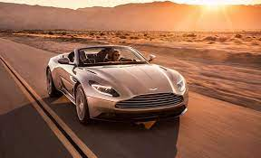 The Trend Continues Aston Martins For Rent At Enterprise Bluebiz