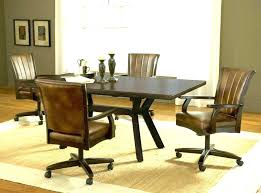 dining room chairs with arms dining room chairs with arms dining room chairs with wheels dining