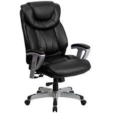 broyhill big and tall executive chair. Bolvan Big And Tall Black Leather Executive Swivel Office Chair With Adjustable Broyhill