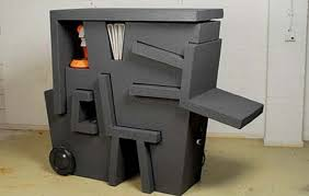 compact office furniture. Mobile Office Furniture Compact Design