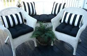 black and white striped patio cushions black and white outdoor cushions striped patio cushions and decoration black and white striped patio cushions