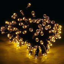 solar string lights for trees 50 led garden clear indoor outdoor target