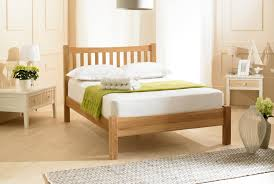 Milan Bedroom Furniture Emporia Milan Solid Oak Bed From The Bed Station