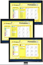 More free alphabet coloring pages. Abc Mouse Printables Help Kids Learn Abc Mouse Kids Learning