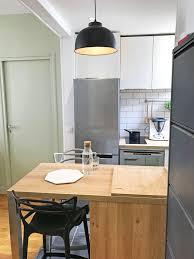 Avant Après Petite Cuisine De 2 M2 Rénovée Côté Maison