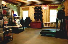cool basement. Best Choice To Decorate Unfinished Basement With Cool Furniture And Lighting