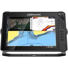 Lowrance Hds 12 Live No Transducer W C Map Pro Chart