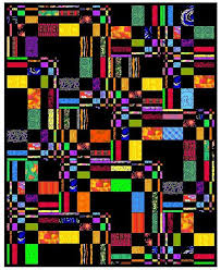 55 best EQ7 Users Are Awesome! images on Pinterest | Patchwork ... & Neon - by mcmanusdesign : here the EQ-Project (Electric Quilt software) -  Fibonacci quilt Adamdwight.com
