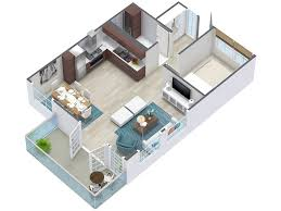 3d home floor plan design