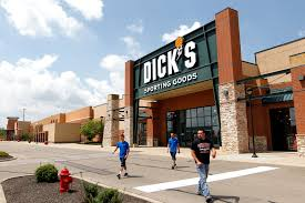 dick s sporting goods hiring for seasonal jobs at area stores