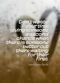 Dont Waste Your Time Quotes Love