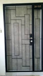 front door : Front Door Iron Gate Designs For Homes Wrought ...