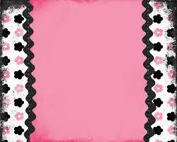 Pink And Black Wallpaper For Bedrooms Bedroom Design Ideas