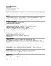 selenium testing resume sample resume for manual testing professional of 2  yr experience 5 selenium resume
