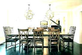 full size of dining room table lighting height pendant light above chandeliers from chandelier remarkable engaging