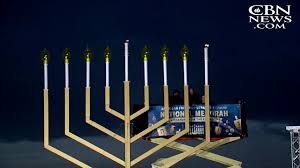 annual ceremony in dc marks first day of hanukkah
