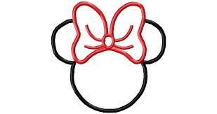 Free Mickey Mouse Template Download Mickey Mouse Outline Template Emmaplays Co