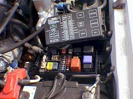 electrical intermittents mark giammalvo this is a view of the 4runner s underhood relay center toyota calls the ecm s power relay the efi relay and it is located on the bottom right