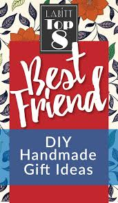 happy best friend day diy craft handmade gift ideas