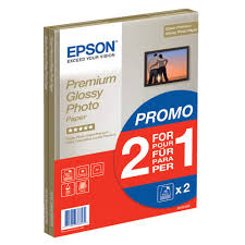 <b>EPSON</b> Premium <b>glossy photo paper</b> inkjet - Buy Online in Gibraltar ...